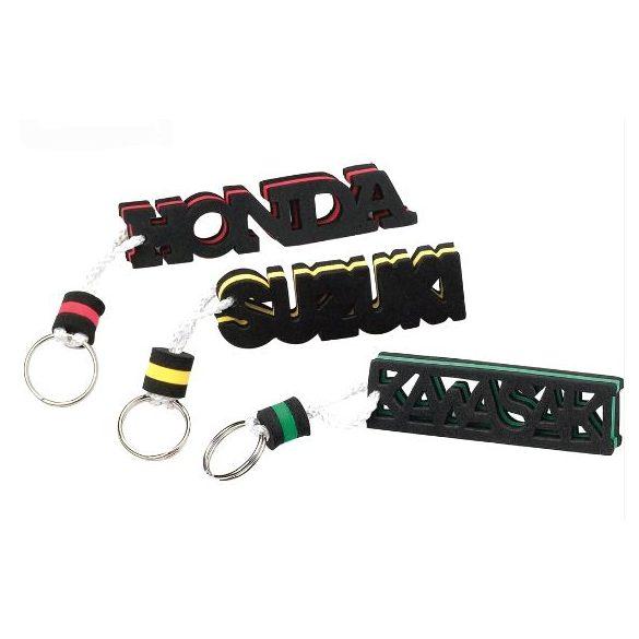 Motorkerékpár márka kulcstartó, Suzuki