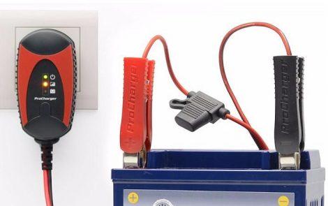 ProCharger 600 akkumulátortöltő, regeneráló