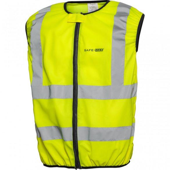 Safe Max láthatósági mellény, Méret: 58/60 - XL