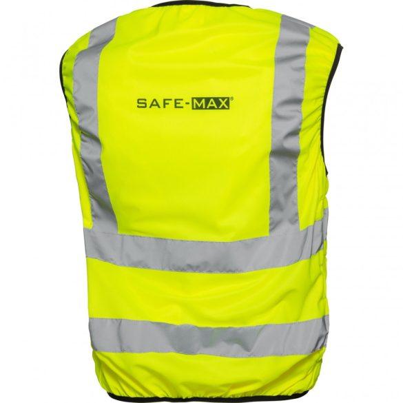 Safe Max láthatósági mellény, Méret: 62/64 - XXL