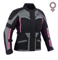 Highland Lady Pink női textilkabát