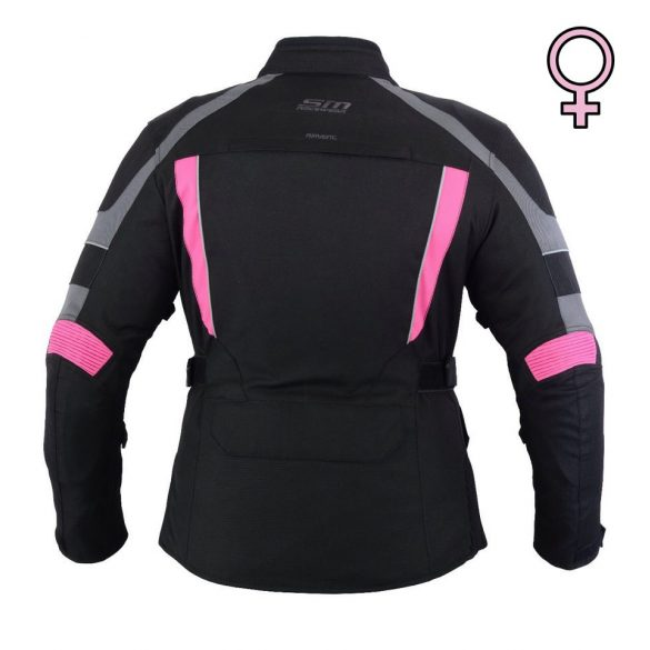 Highland Lady Pink női textilkabát, Méret: 32-XS