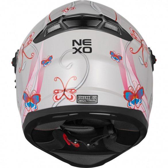 Nexo Junior Pink sisak, Méret: 50-M