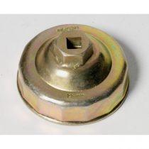 Olajszűrő leszedő, kupakos  Méret: 66 mm