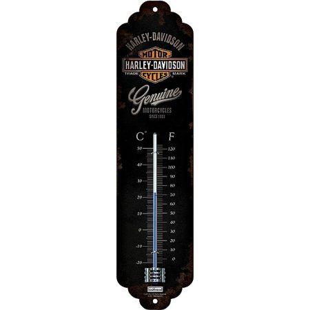 Harley Davidson hőmérő