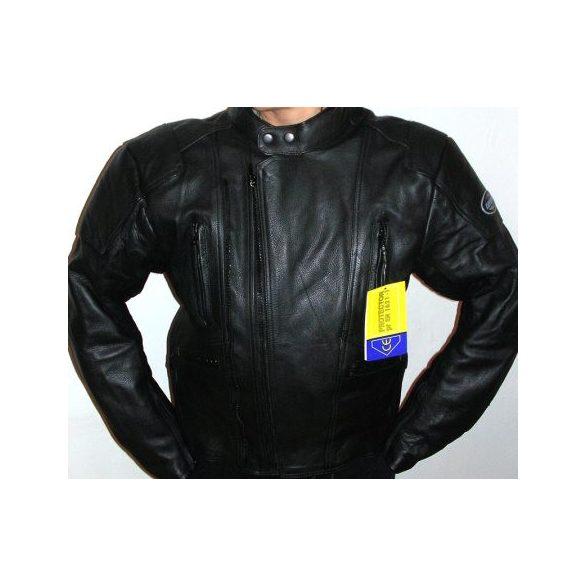Bőrkabát K-01, Méret: 4XL