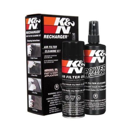 K&N Filter tisztító szett