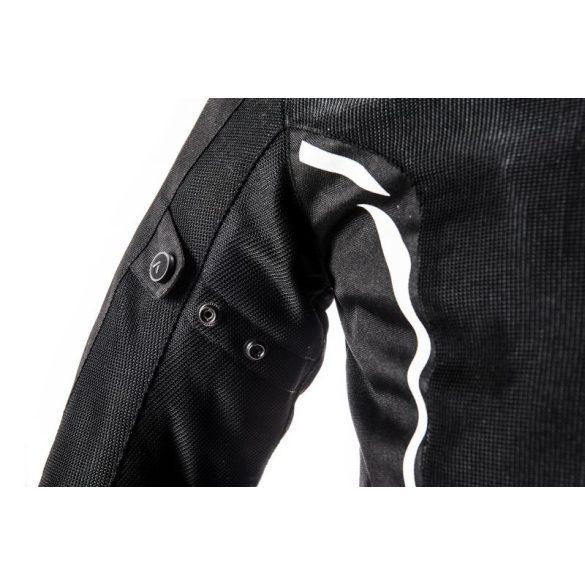 Meshtec Black nyári dzseki