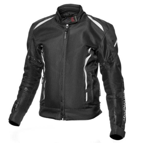 Meshtec  Women Black nyári dzseki, Méret: 34-XS