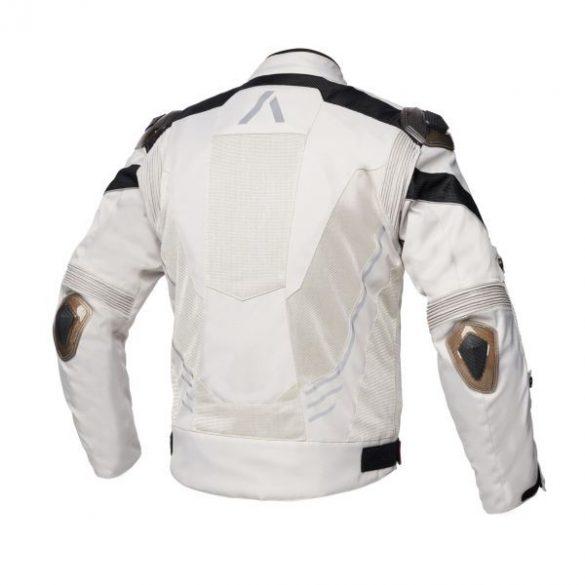 Virgo textil dzseki, 3 rétegű