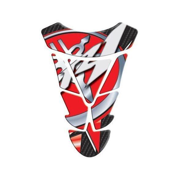 Yamaha R1 Design tankpad, Piros