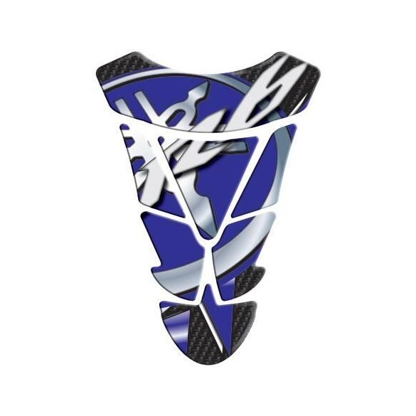 Yamaha R6 Design tankpad, Kék