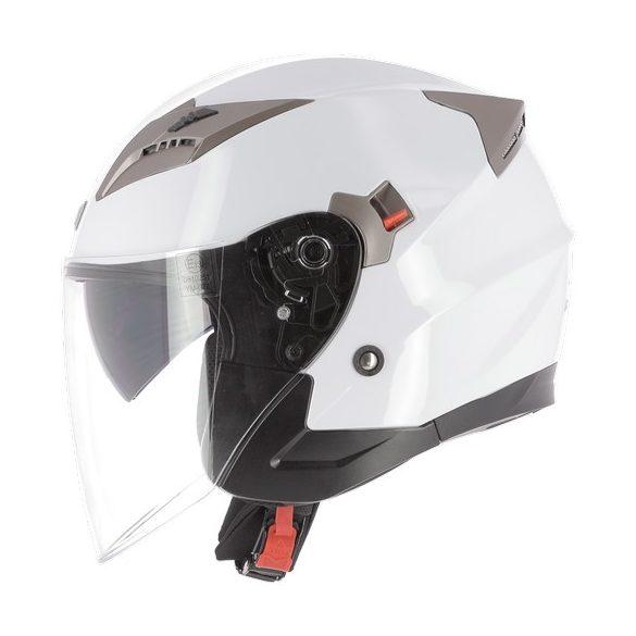 Astone DJ9 White nyitott sisak  Méret: 60-L