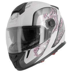 Astone GT800 Primavera White-Pink női sisak