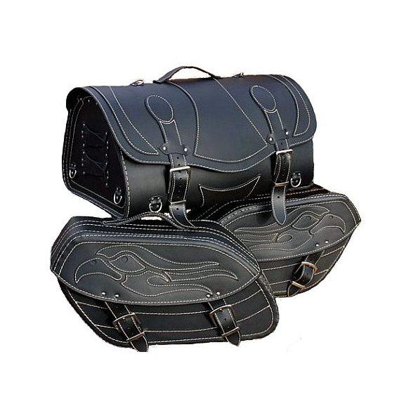 Motomaxx chopper táska és csomagtáska szett