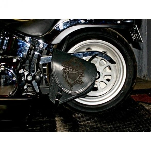 Motomaxx S54 Harley-Davidson Softail nyeregtáska